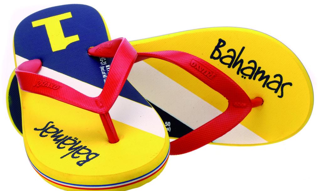 Yellow Red - Bahamas Sleepers