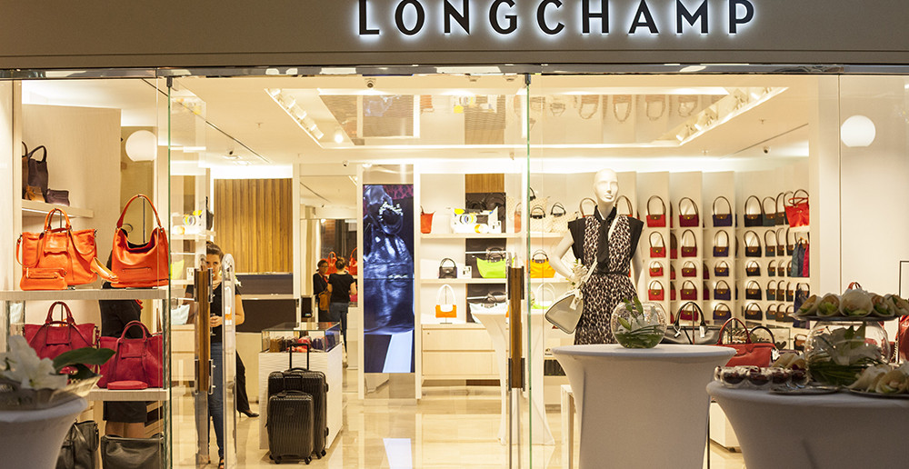 french luxury label longchamp enters india