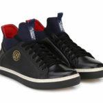 Alberto Torresi Gaton BLACK+BLUE (VICO) Boot , Price Rs. 3,605.00