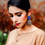 Pinjra-Earrings-Lapis