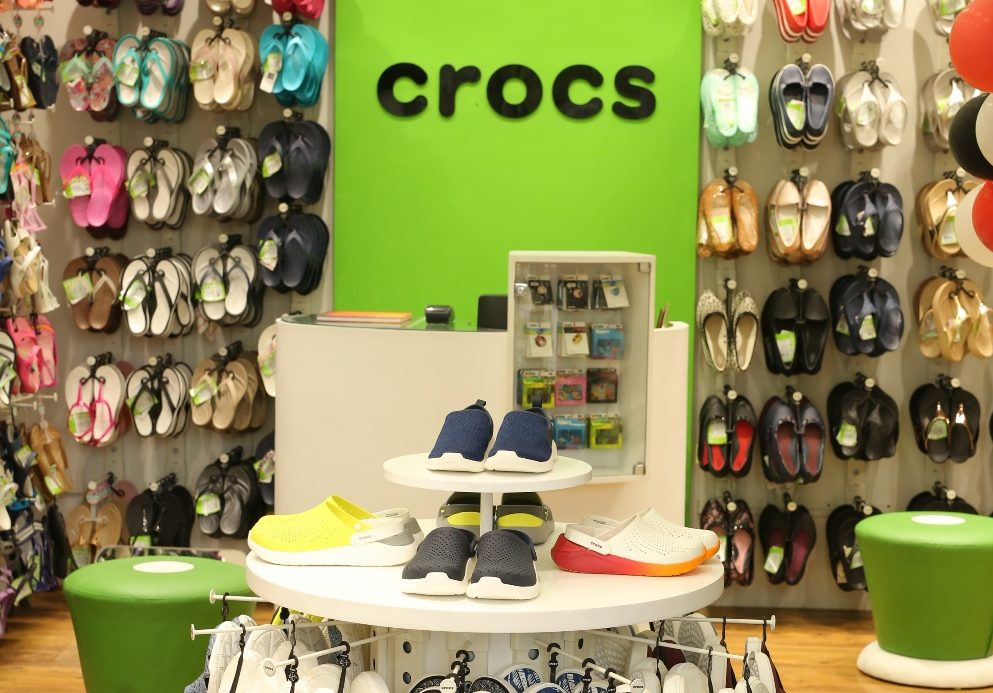 f39432adf Crocs Opens its 100th Store in India - Shoes   Accessories