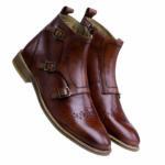 Sonny-Tan-Triple-Monkstrap-Ankle-Boots (1)