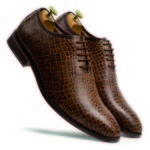 Tan_Croc_Textured_Oxfords_shoes_1