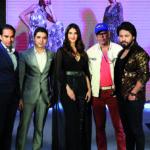 L-R Yash & Kundan Guglani – Director of Dodo and Moa, Mithun Bhardwaj – CEO of Zashed Fashiontech, Narendra Kumar – Creative Director Of Amazon Fashion and Vaani Kapoor