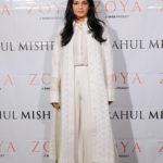 Amanpreet Ahluwalia, Business Head, ZOYA – A Tata Product at Paris Fashion Week SS 2020