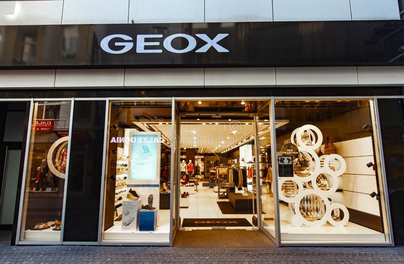 Votación Caracterizar Corte de pelo  Italian brand Geox to close about 80 stores - Shoes & Accessories