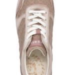 Rose Reptile Print Platform Sneakers- women 431-88010-5850-3483_d