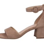 Taupe ankle strap heels bugatti women 411-67985-3400-1400_002